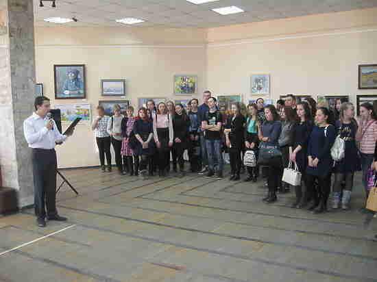 В Музейно-выставочном центре Забайкальского края открылась выставка живописи