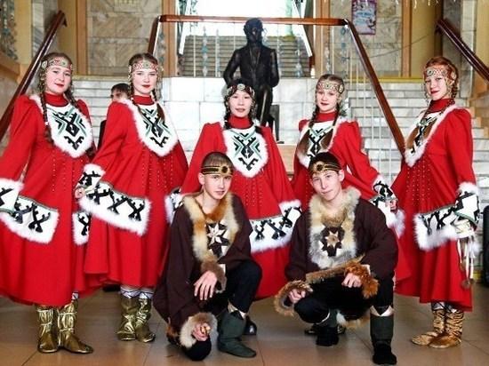 В Чите прошло красочное этнографическое мероприятие – «Неделя эвенкийской культуры»